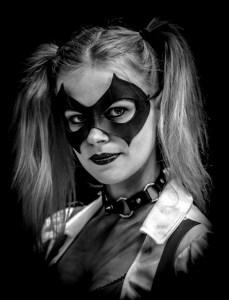 Masked Miss - Lance Lagoni