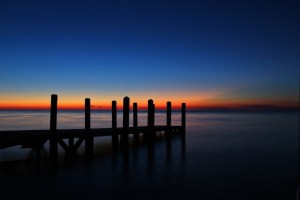 John Chwalek - Sunset on the Lake