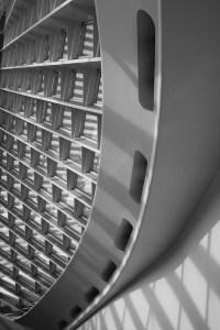 Paula Matzek - Windhover Hall Detail
