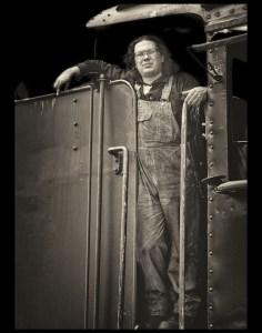 Bob Reynolds - The Trainman