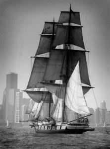 Carol Arnolde - Pride of Baltimore