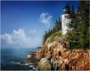Larry Arends - Bass Harbor Light House