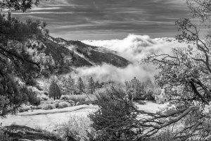 Mort Lerman - Rising Clouds