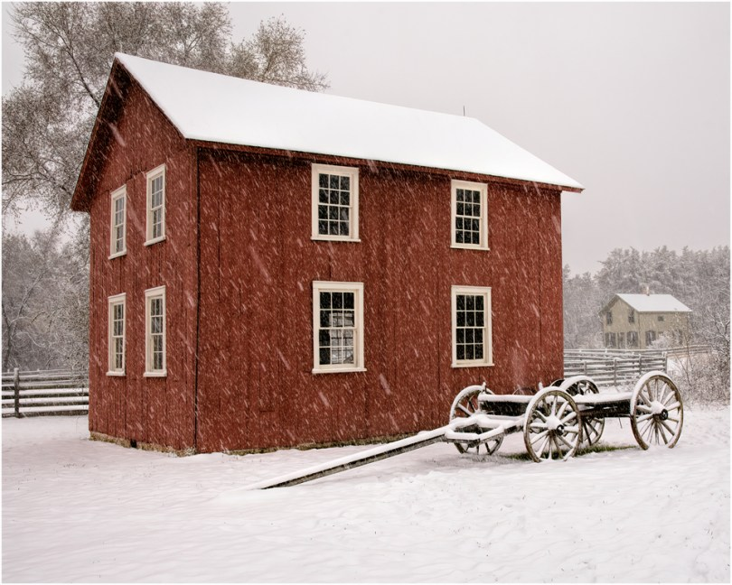 Ken Olsen - Old World Winter