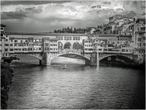 "Larry Arends - ""Ponte Vecchio Bridge"""
