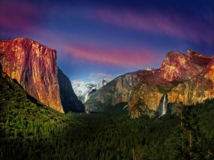 "Larry Arends - ""Tunnel View Yosemite"""