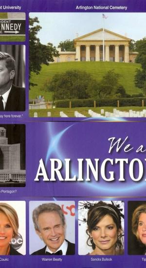 We are Arlington