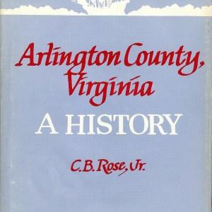 Arlington County, Virginia: A History