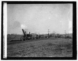 Farming at Abingdon, c. 1920