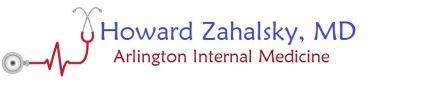 Howard Zahalsky, MD Logo