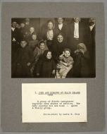 Joys and sorrows at Ellis Island, 1905. Photo Lewis Hine. Available at: NYPL Digital Collections.