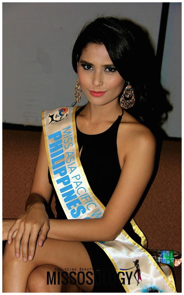 Miss Philippines Hillarie Danielle Parungao top pick to win Miss Asia Pacific World 2014 crown in Korea (6/6)
