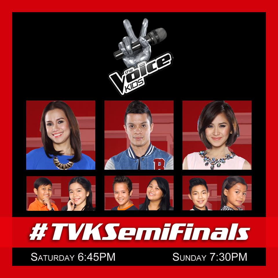 Darlene, Tonton, JK, Edray, Lyca & Darren battle for vocal supremacy in 'The Voice Kids' live semifinals (2/6)