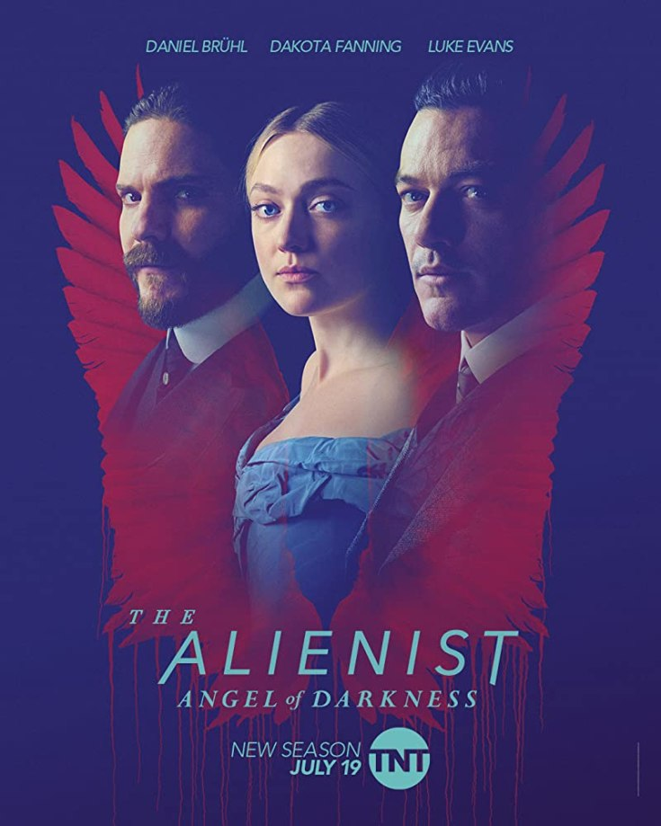 The Alienist: Angel of Darkness (2020)