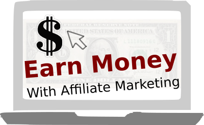 earning money with affiliate marketing