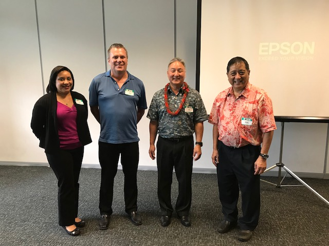 ARMA Hawai`i Chapter: Cyber Security