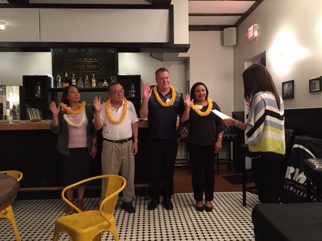 ARMA Hawai`i Annual Social & Installation of Officers