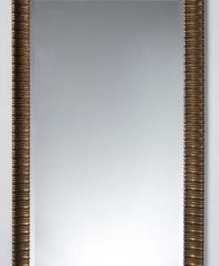Fluted Mirror