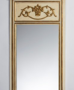 Colonial Regency Mirror