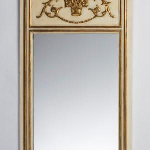 Colonial Regency Mirror