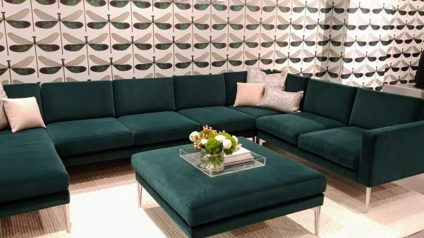 Arcadia Uptown Social Lounge Sectional