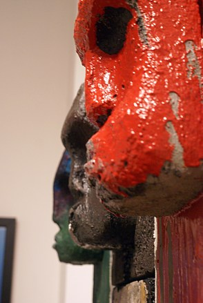 The Child Soldier (Detail)