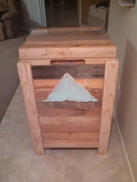 Welcome Kiosk for EDGE Youth Ministry