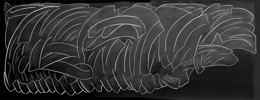 Branlund 002 | Photo of Chalk on Slate