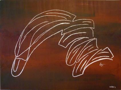 Papke 1 | Acrylic on Wood