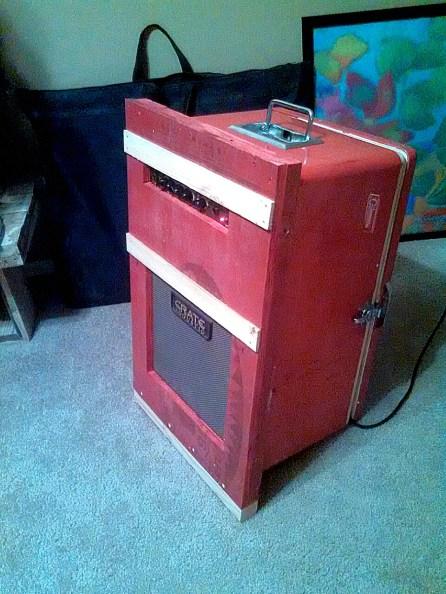 Coleman & Crate Acoustic Guitar Amp