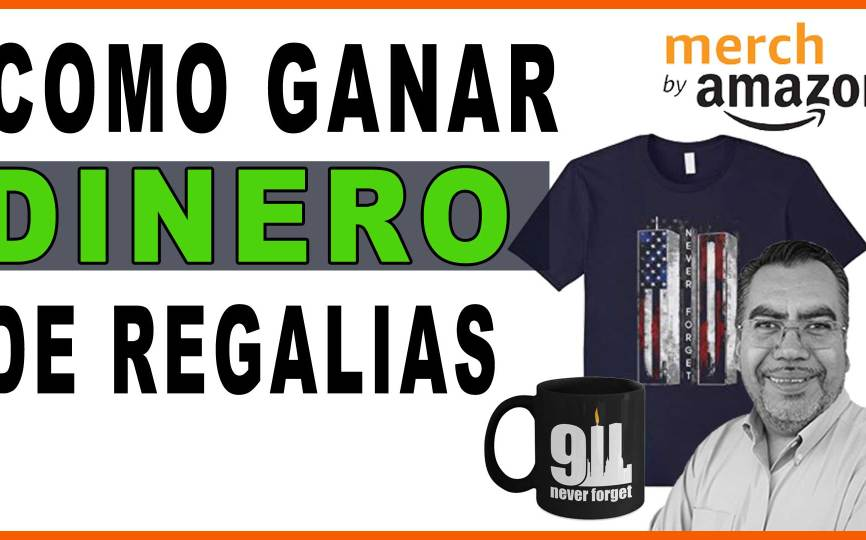Vender Camisetas Personalizadas 🎬 Merch by Amazon En Español d452984eccee3