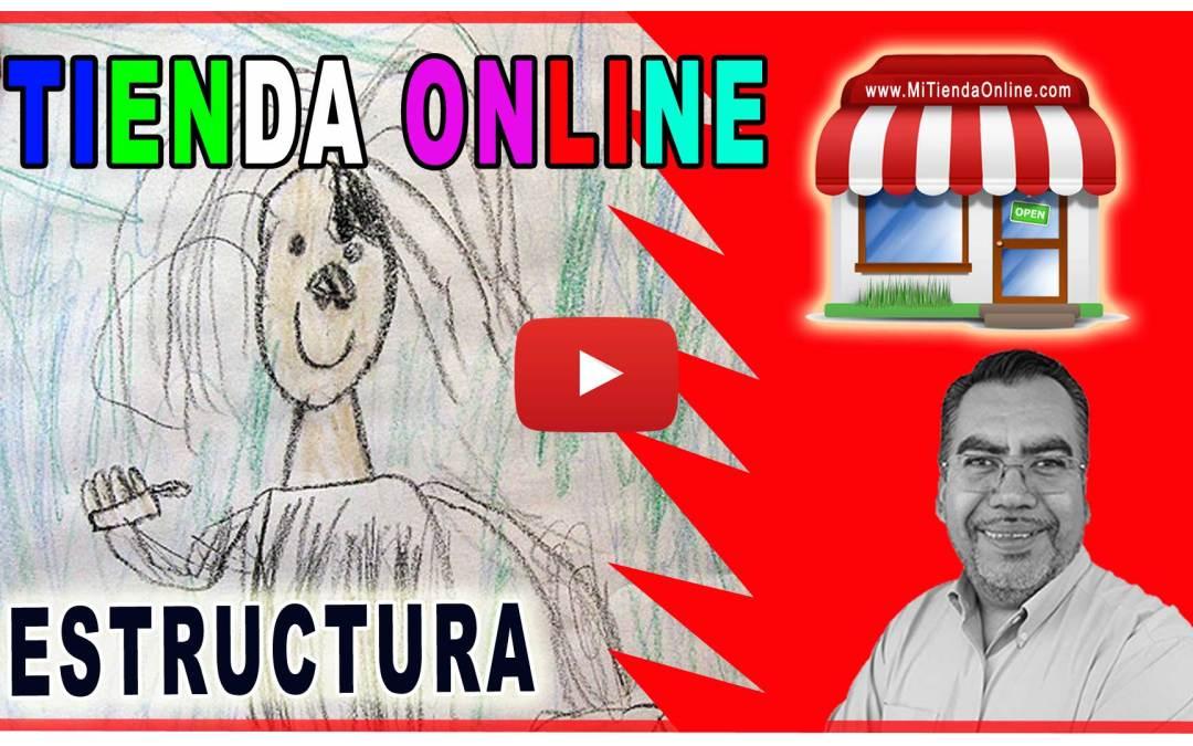 Estructura De Una Tienda Online