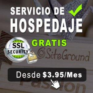 Siteground Servicio De Hosting