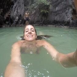 Secret Lagoon El Nido Filipinas