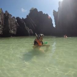 Snorkeling en El Nido, FIlipinas