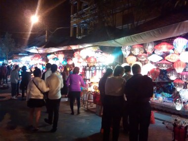 Las lucecitas de Hoi An