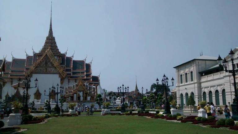 Gran Palacio Bangkok, qué hacer en Bangkok