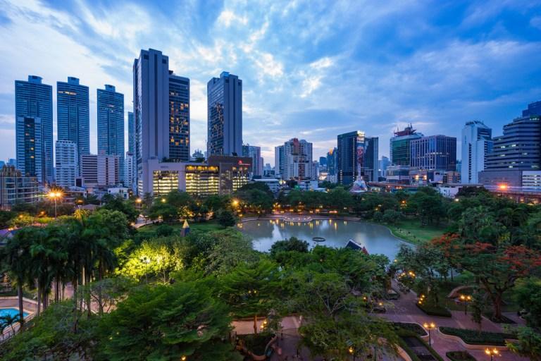 LUMPINI PARK, qué hacer en Bangkok