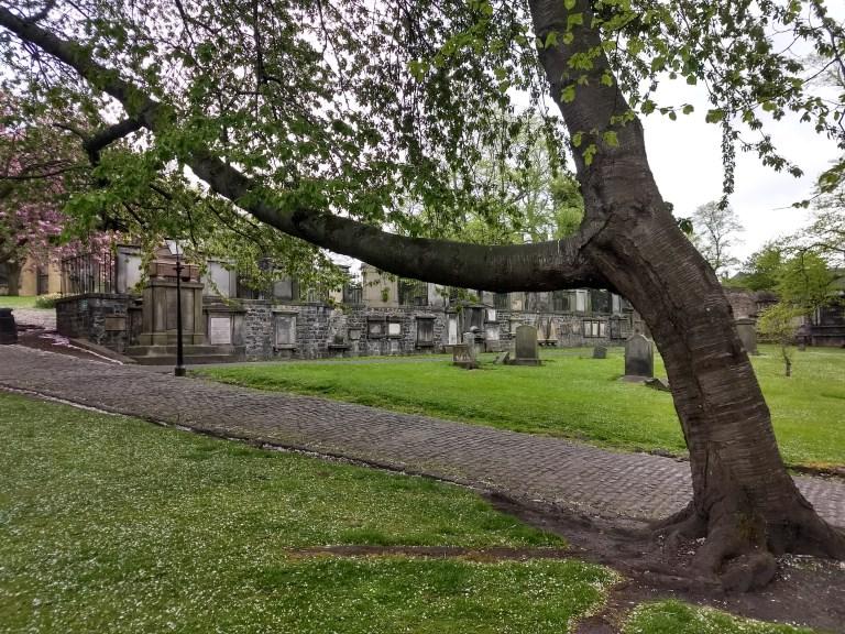 Cementerio Greyfriars, qué ver en Edimburgo