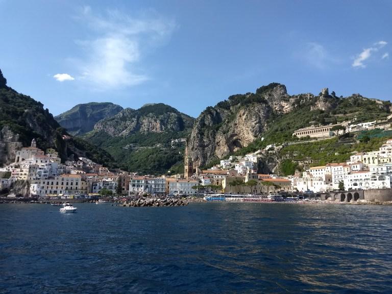 Amalfi, qué visitar en La Costa Amalfitana