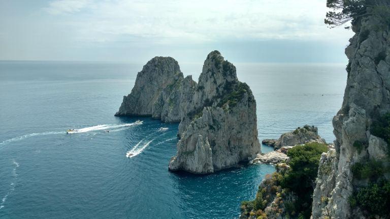 Isla de capri, qué visitar en la Costa Amalfitana