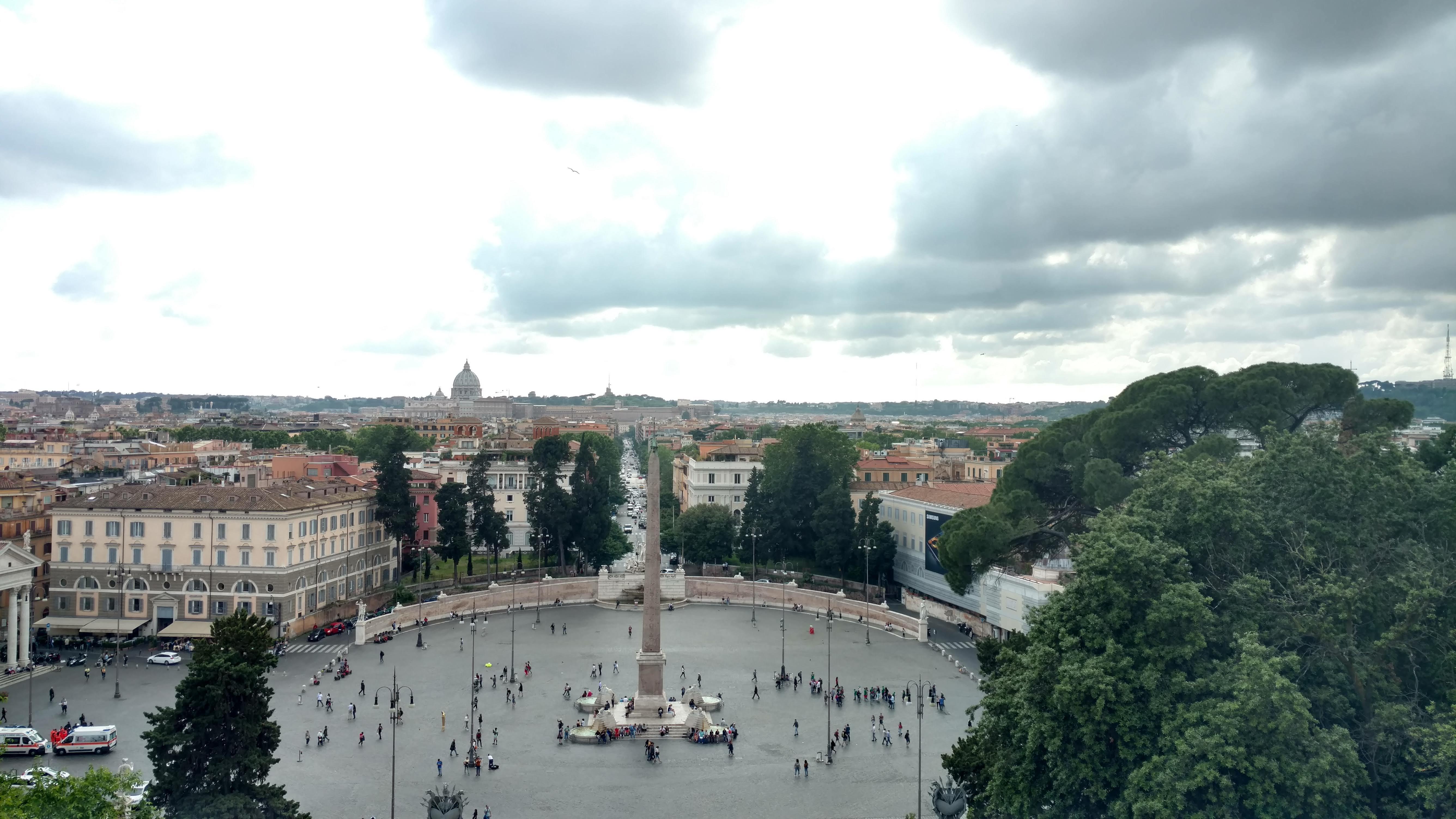 Piazza del Popolo, qué ver en Roma