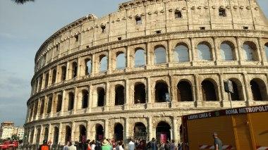 Coliseo por fuera