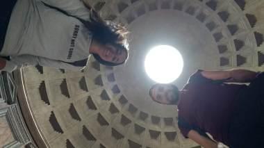 Óculo de la cúpula