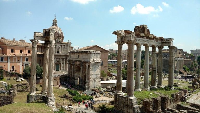 Qué ver en Roma: Foro Romano y Palatino