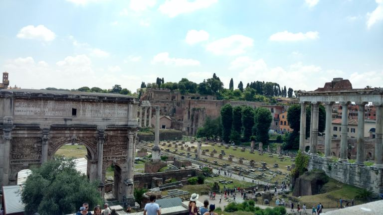 Qué ver en Roma: Foro Romano