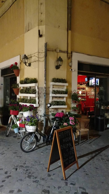 Tiendas de Trastevere. qué ver en Roma