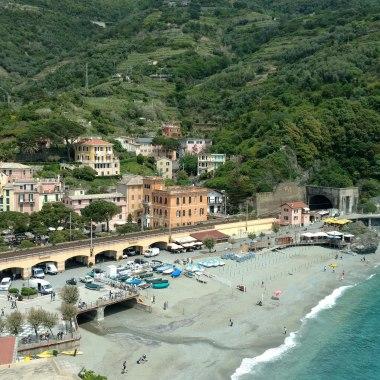 Playa de Monterosso, qué ver en Cinque Terre