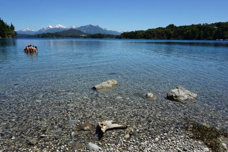 Lago moreno, lugares para visitar en Baroliche en verano