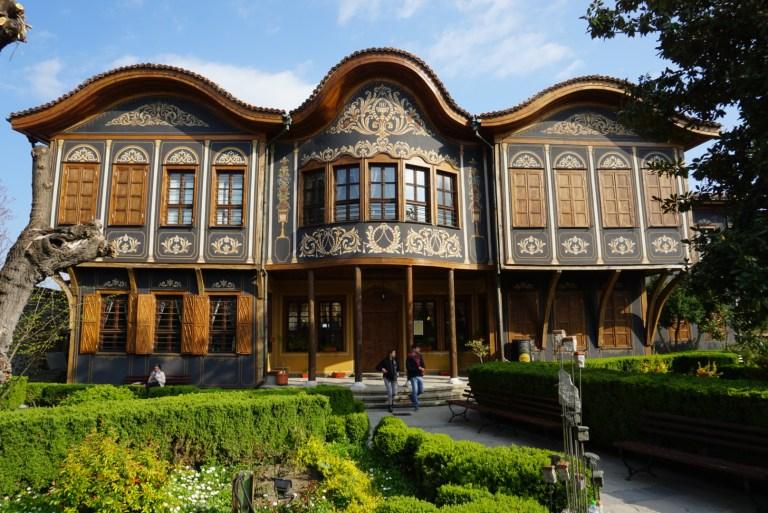 Museo Etnográfico Regional de Plovdiv